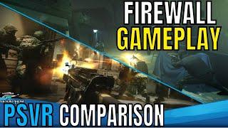 Firewall ZERO HOUR |  PSVR  | Analysis All Trailers & Rainbow SiX Comparison!!!!