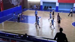 YBU Kakaklıdere S K Yıldız Erk Basketbol Müsabakası 22 02 2014 5