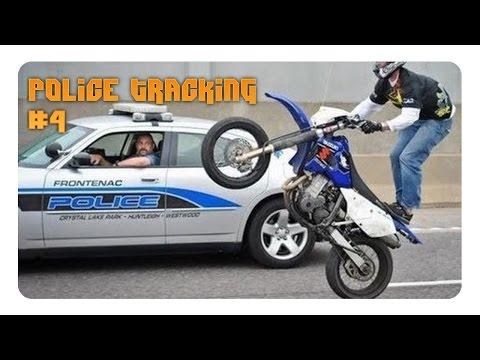 Motocross Enduro Police Tracking (HD 2015) #4
