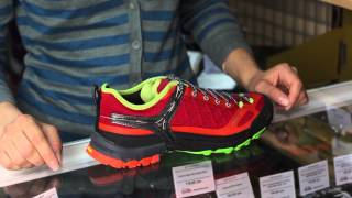 видео Обувь SALEWA