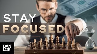 How To Stay Focused And Get Things Done - Millionaire Productivity Habits Ep. 14