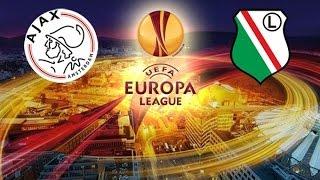 Ajax Amsterdam - Legia Warszawa 1-0 19.02.2015
