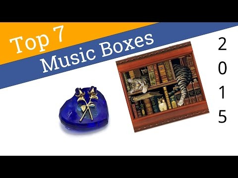 7 Best Music Boxes 2015