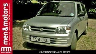 1999 Daihatsu Cuore Review - With Richard Hammond