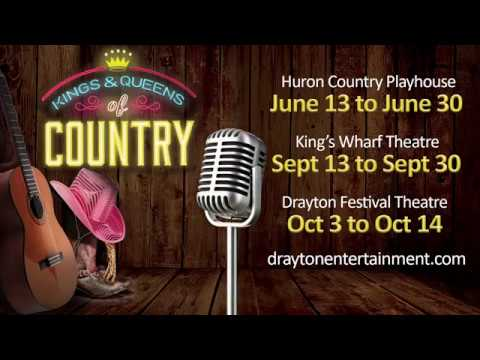 Kings & Queens of Country (Drayton Entertainment)