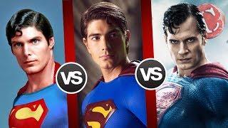 Лучший Супермен в кино? [Битва титанов]
