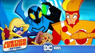 Justice League Action   Teenager Team Up   DC Kids