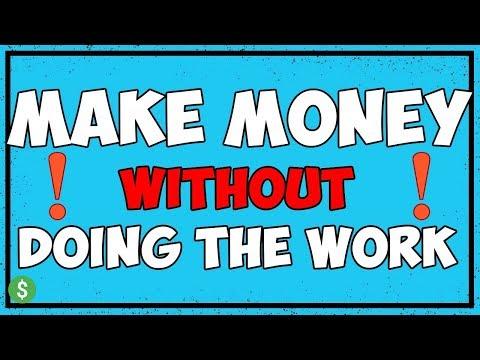 "Shockingly Easy Way To Make Money Online ""Middleman Method"""