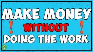 Shockingly Easy Way To Make Money Online