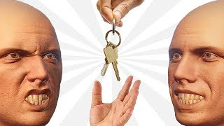 I Gave Random Strangers the Key to My House. Here's What Happened