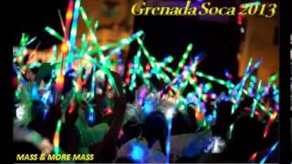 Sharrie Jones - Private Dancer (Grenada soca 2013) One Nite Riddim