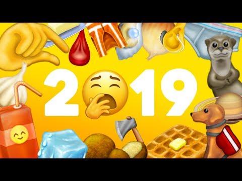 Rating 2019's New Emojis