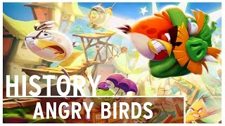 History of - Angry Birds (2009-2016)