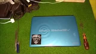 Bongkar Netbook ACER Aspire One D270