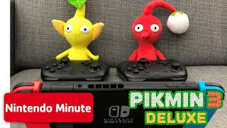 Pikmin 3 Deluxe - New Side Stories Co-op Game Play!