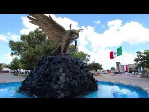 PIEDRAS NEGRAS, COAHUILA MEXICO - TURISMO 2015 (TOURISM)
