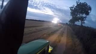 John Deere 6920s - Pure Sound (GoPro) (HD)