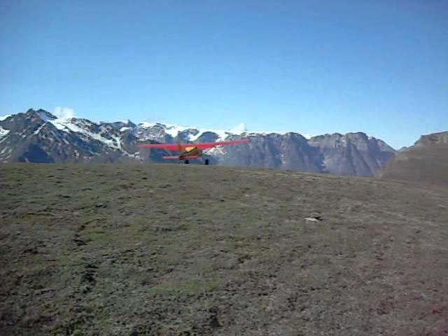 Alaska dropoff
