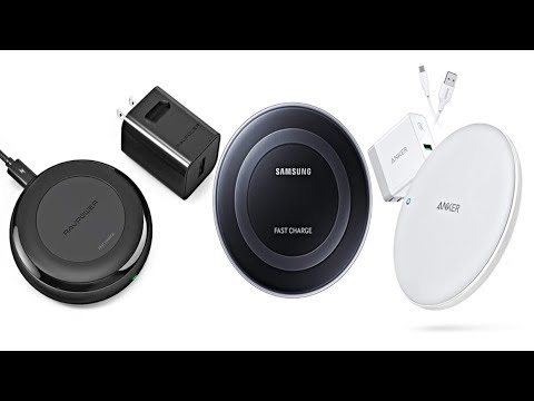 Top 9 Super Fast Wireless Charger For Smart Phones