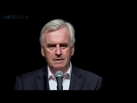 John McDonnell: For The Many Gig