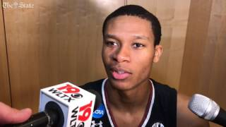 Dozier says its a blessing to see how far the program has come