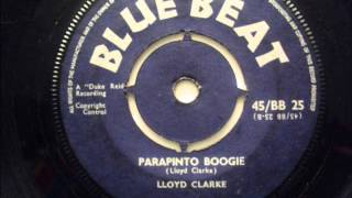LLOYD CLARKE - Parapinto Boogie