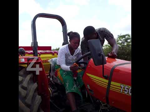 Sustainable mechanization can improve the livelihoods & ensure there is enough food for everyone