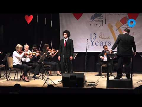El Sakia String Orchestra - You Raise Me Up (Loveland/Graham Cover)