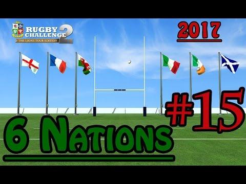 Six Nations 2017 – Ireland vs England – Rugby Challenge 3