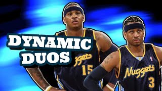 """YOU HAVE 8 TURNOVERS!"" Dynamic Duos NBA2K20 07' Nuggets vs 96' Magic"