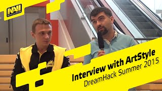 Interview with Artstyle @ DHS 2015 (ENG SUBS AVAILABLE!)