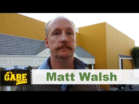 Gabe Time with Matt Walsh | Getting Doug with High