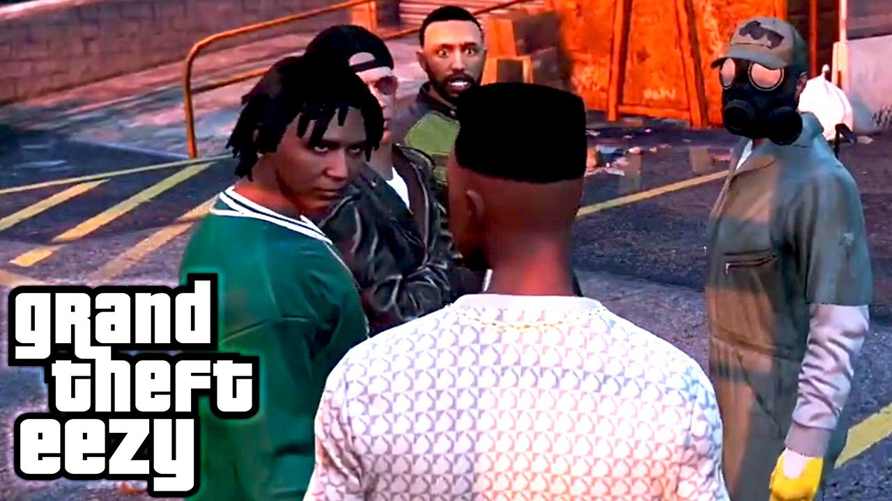 Download Trust NO ONE in the Streets   GRAND THEFT EEZY #3