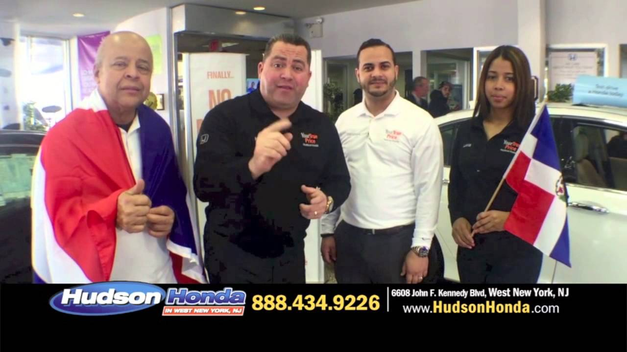 Hudson Honda Attention Washington Heights In West New York