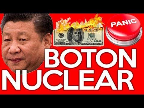 """EL """"ARMA SECRETA"""" DE CHINA CONTRA EEUU y su ECONOMIA"""