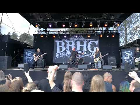 Bloodred hourglass - Quiet complaint (live, John Smith festival 20.7.2019)
