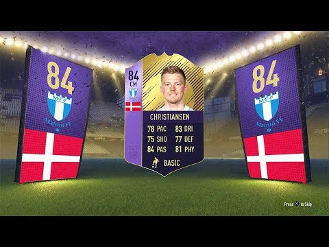 PLAYER OF THE YEAR SBC! (VERY CHEAP) - Anders Christiansen FIFA 18 Ultimate Team