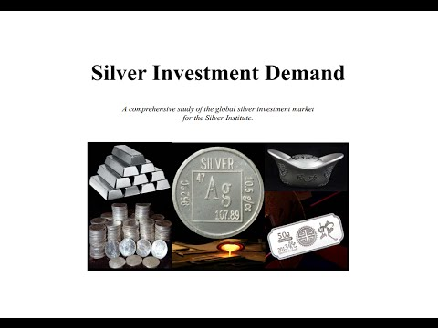 Silver Investment Demand 2014