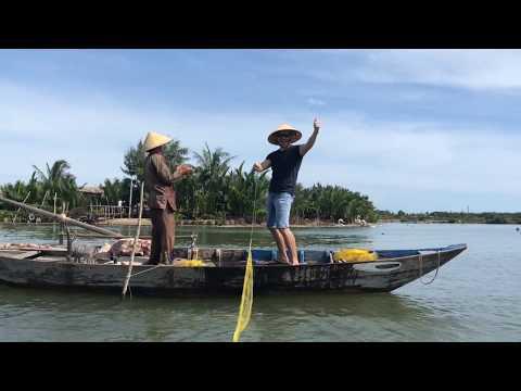 Hoi An Coconut Basket Boat Tour Review