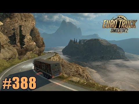 Euro Truck Simulator 2 | #388 | Der Himalaya! Mit kleinem Crash... [FullHD|German|Mods]