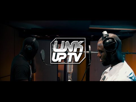 RV x Headie One - Behind Barz [Produced By @SimpzBeatz] | Link Up TV