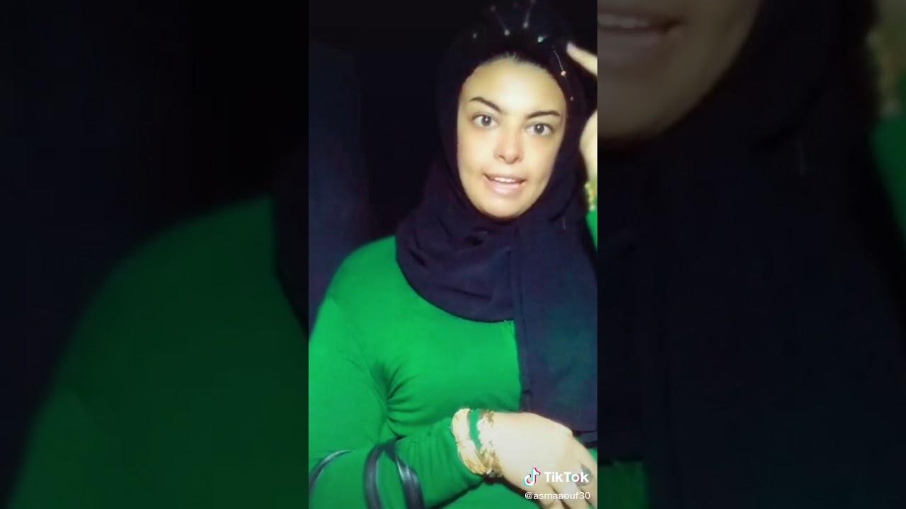 اسما في دور فاطمة كشرى عبلة كامل - YouTube