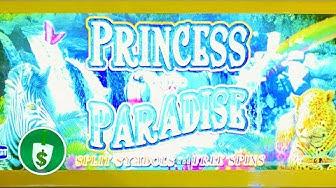 Princess of Paradise slot machine, bonus