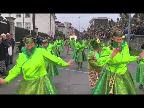 Carnaval en Llanes