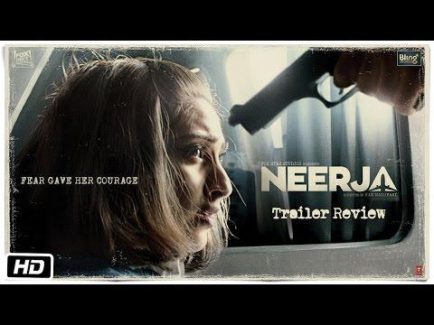 Neerja | Official Trailer Review | Sonam Kapoor | Shabana