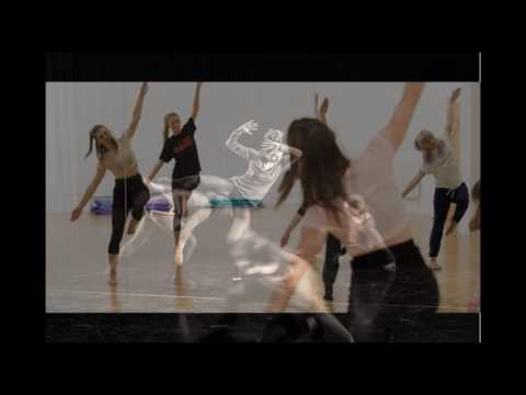 BA (Hons) Dance University of Derby Déda - 2016