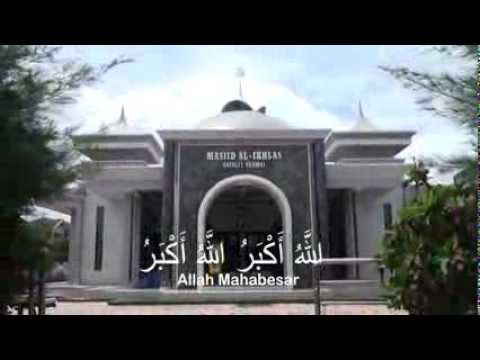 Adzan l Masjid Al-Ikhlas Satelit Permai
