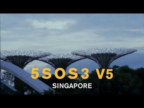 5SOS3 V5 // SINGAPORE