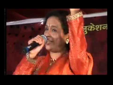 Sapna Awasthi Bhojpuri Singer.mp4