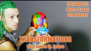 James St. James and Ernie Omega: Transformations
